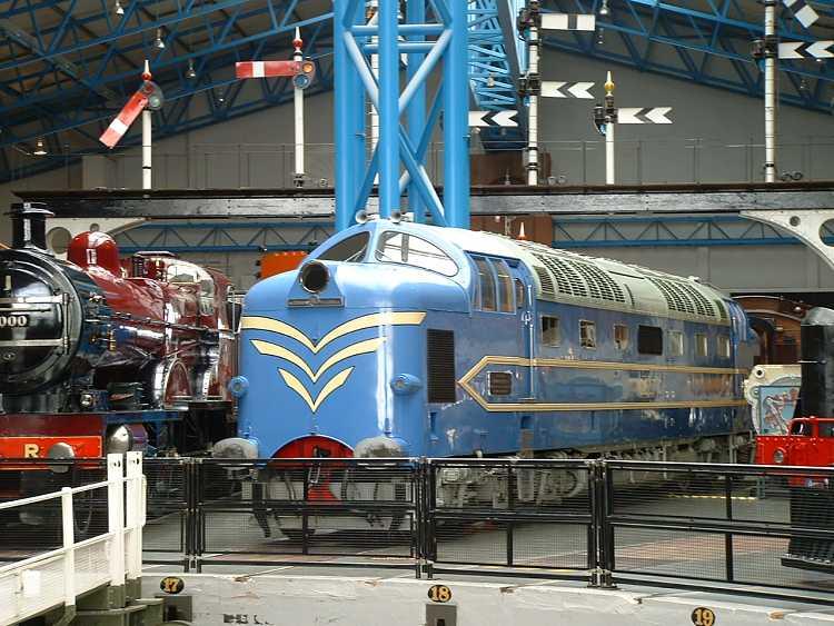 home national railway museum